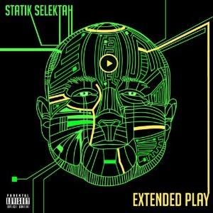 STATIK SELEKTAH / EXTENDED PLAY アナログ2LP