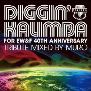 DJ MURO / DJムロ / Diggin' Kalimba