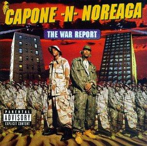 CAPONE 'N' NOREAGA / WAR REPORT アナログ2LP reissue