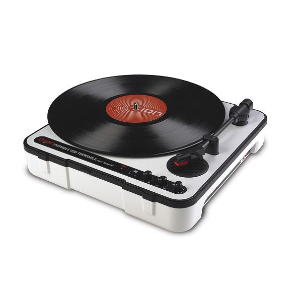 レコードプレイヤー / ION AUDIO MOBILE LP