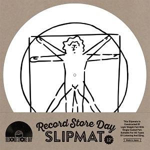 """スリップマット / 長場雄×RECORD STORE DAY 12"""" SLIPMAT"""