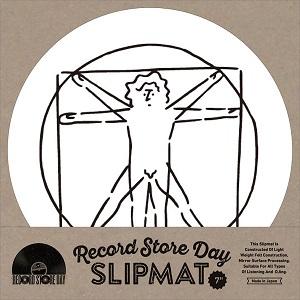 """スリップマット / 長場雄×RECORD STORE DAY 7"""" SLIPMAT"""