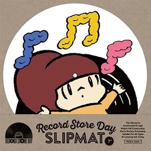 """スリップマット / マムアン×RECORD STORE DAY 7"""" SLIPMAT"""