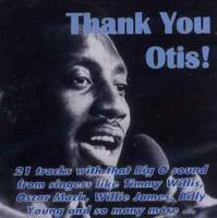 V.A. (THANK YOU OTIS!) / THANK YOU OTIS! (CD-R)