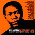 TONY BORDERS / トニー・ボーダーズ / CHEATERS NEVER WIN