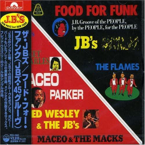 JB'S / JBズ / FOOD FOR FUNK / フード・フォー・ファンク