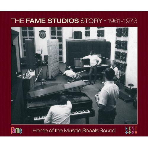 V.A. (THE FAME STUDIOS STORY) / THE FAME STUDIOS STORY 1961-1973 (3CD)