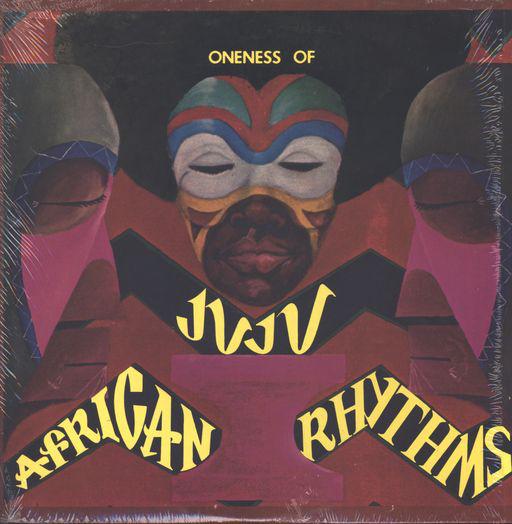 ONENESS OF JUJU / ワンネス・オブ・ジュジュ / AFRICAN RHYTHMS (LP)