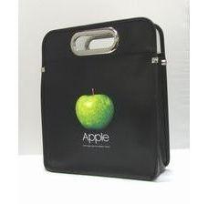 アップル ソフトレザーバッグ 黒  S