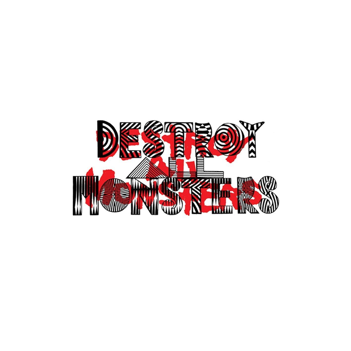 DESTROY ALL MONSTERS / デストロイ・オール・モンスターズ / HOT BOX 1974-1994