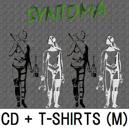 SYNTOMA / シントマ / SYNTOMA + T-SHIRTS M / シントマTシャツ付M