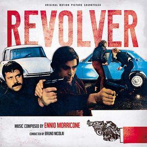 ENNIO MORRICONE / エンニオ・モリコーネ / REVOLVER