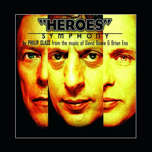 PHILIP GLASS / フィリップ・グラス / HEROES SYMPHONY