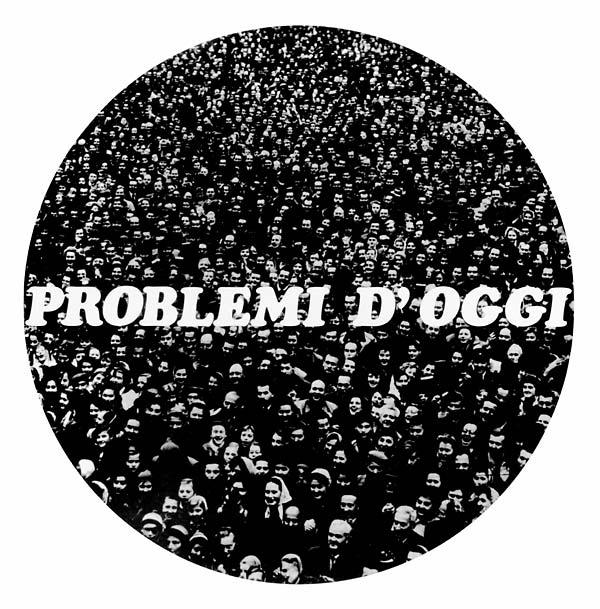 PIERO UMILIANI / ピエロ・ウミリアーニ / PROBLEMI D'OGGI