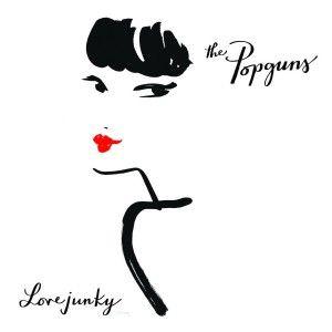 "POPGUNS / LOVEJUNKY (7"")"