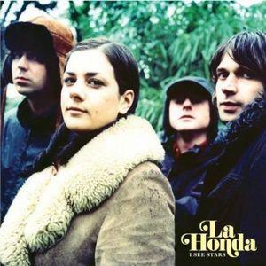 LA HONDA / I SEE STARS (LP)