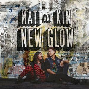 MATT & KIM / マット&キム / NEW GLOW (LP)