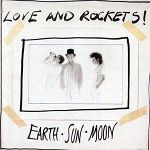 LOVE AND ROCKETS / ラヴ・アンド・ロケッツ / EARTH SUN MOON (200G BLACK VINYL LP)
