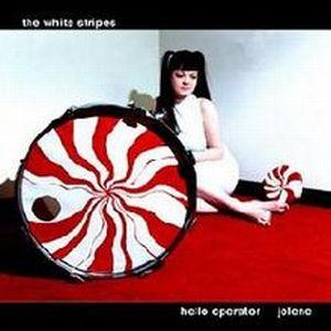 """WHITE STRIPES / ホワイト・ストライプス / HELLO OPERATOR / JOLENE (7"""")"""