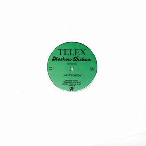 """TELEX / テレックス / MOSKOW DISKOW (12"""")"""