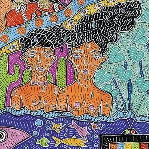 JEE JEE BAND / ジー・ジー・バンド / GLASS FISH / グラス・フィッシュ (LP)