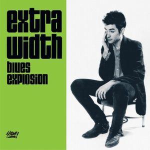 JON SPENCER BLUES EXPLOSION / ジョン・スペンサー・ブルース・エクスプロージョン / EXTRA WIDTH (LP)
