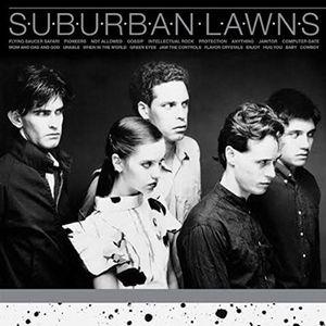 SUBURBAN LAWNS / SUBURBAN LAWNS (LP)
