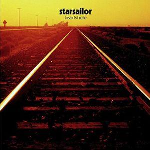 STARSAILOR / スターセイラー / LOVE IS HERE (LP)