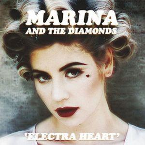 MARINA & THE DIAMONDS / マリーナ・アンド・ザ・ダイアモンズ / ELECTRA HEART (LP)