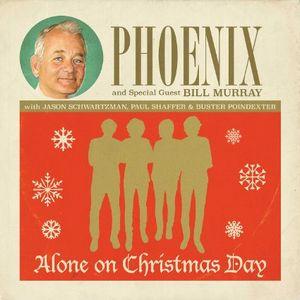 "PHOENIX / フェニックス / ALONE ON CHRISTMAS DAY (7"")"