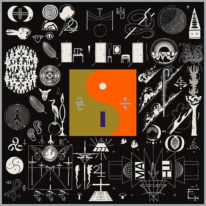 BON IVER / ボン・イヴェール / 22, A MILLION (LP)