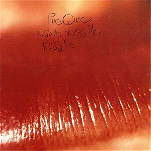 CURE / キュアー / KISS ME, KISS ME, KISS ME (2LP/180G)