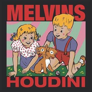 MELVINS / メルヴィンズ / HOUDINI (LP/180G)