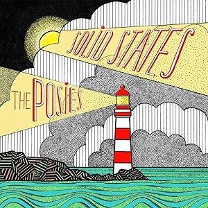 POSIES / ポウジーズ / SOLID STATES (LP)