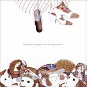 JIM O'ROURKE / ジム・オルーク / ALL KINDS OF PEOPLE -LOVE BURT BACHARACH- / オール・カインド・オブ・ピープル - ラブ・バート・バカラック- プロデュースド・バイ・ジム・オルーク (LP)