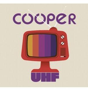 """COOPER / クーパー / UHF (12""""+CD)"""