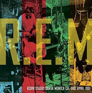 R.E.M. / アール・イー・エム / KCRW STUDIOS, SANTA MONICA CA 03-04-91 (LP)