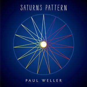 """PAUL WELLER / ポール・ウェラー / SATURN'S PATTERN (7"""")"""