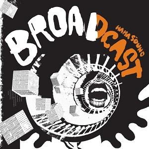 BROADCAST / ブロードキャスト / HAHA SOUND (LP)