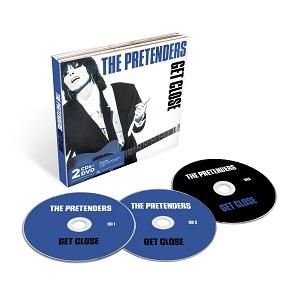 PRETENDERS / プリテンダーズ / GET CLOSE (2CD+DVD)