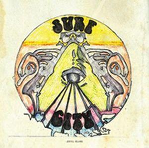 SURF CITY / サーフ・シティ / JEKYLL ISLAND (LP)