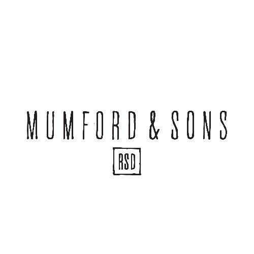 """MUMFORD & SONS / マムフォード&サンズ / BELIEVE / THE WOLF [7""""]"""