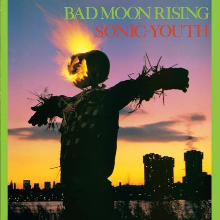 SONIC YOUTH / ソニック・ユース / BAD MOON RISING (LP)