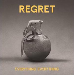 "EVERYTHING EVERYTHING / エヴリシング・エヴリシング / REGRET (7"")"