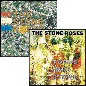 STONE ROSES / ストーン・ローゼス / STONE ROSES 2タイトルまとめ買いセット