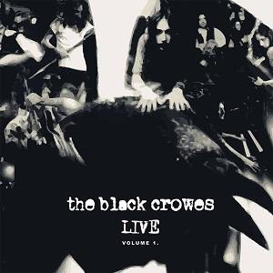 BLACK CROWES / ブラック・クロウズ / LIVE - VOL.1 (2LP)