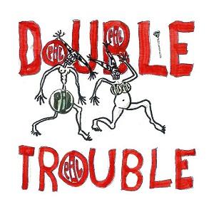 """PUBLIC IMAGE LTD (P.I.L.) / パブリック・イメージ・リミテッド / DOUBLE TROUBLE (10"""")"""