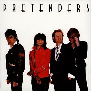 PRETENDERS / プリテンダーズ / THE PRETENDERS (LP)