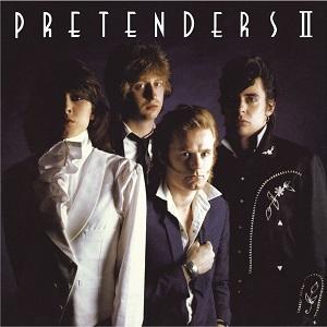 PRETENDERS / プリテンダーズ / PRETENDERS II  (LP)