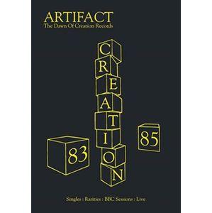 V.A. / CREATION ARTIFACT: DAWN OF CREATION RECORDS 1983-85 / クリエイション・アーティファクト ~ドーン・オブ・クリエイション・レコーズ 1983-85~ (5CD)